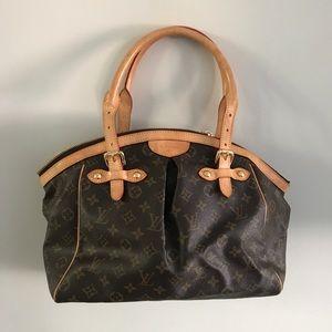 Authentic Louis Vuitton Monogram Canvas Tivoli Bag